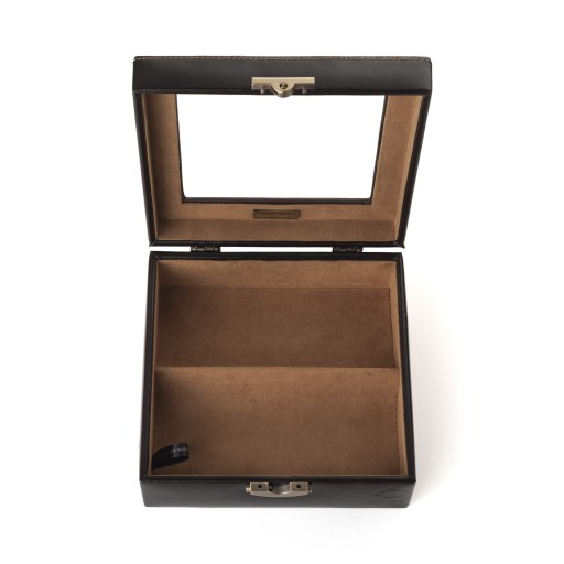 LEATHER SUNGLASS BOX