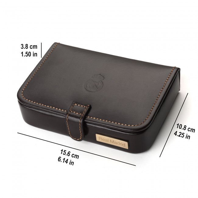 LEATHER TRAVEL BOX